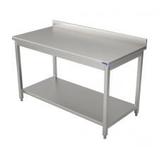 Tables inox