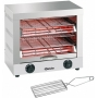 Appareil toaster/gratiner, double - A151600