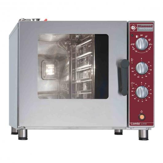 DIAMOND - Four électrique analogique mixte  GN 1/1 - 5 ou 10 niveaux
