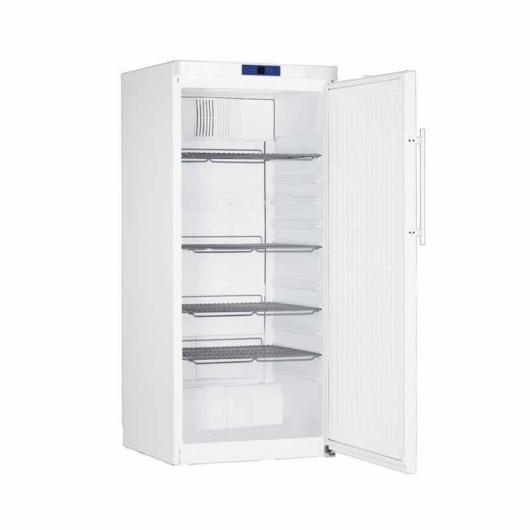 LIEBHERR - Armoire froide ventilée 583 L, blanche, GN 2/1 - GKV652