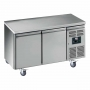 L2G - Table réfrigérée négative centrale GN 1/1 - 2 ou 3 portes