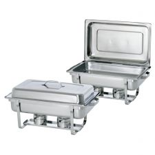 Pack de 2 Chafing Dishes GN 1/1