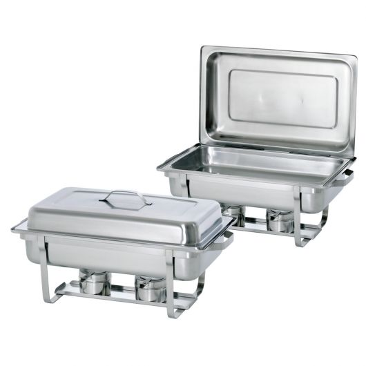 Pack de 2 Chafing Dishes GN 1/1 - 500486
