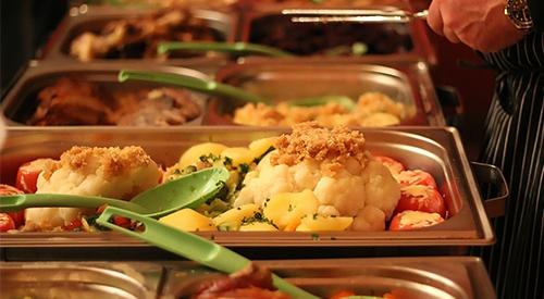 Bacs Gastronorme inox